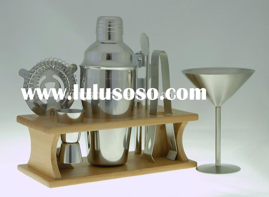 stainless steel wine accessory for bar tool