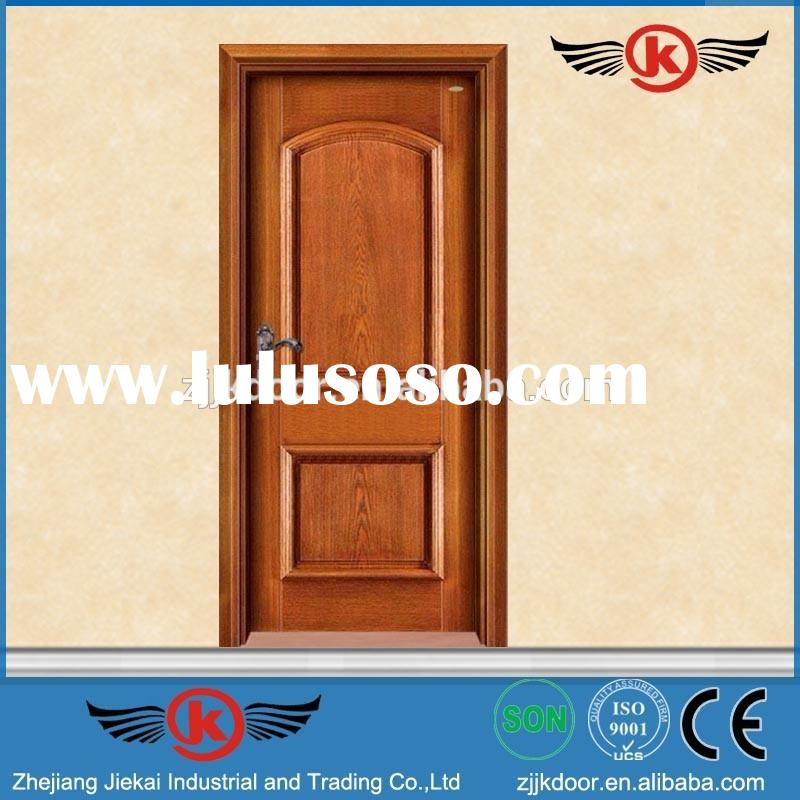 JK-SD9007	modern wood door designs/exterior wood door picture/modern wood door