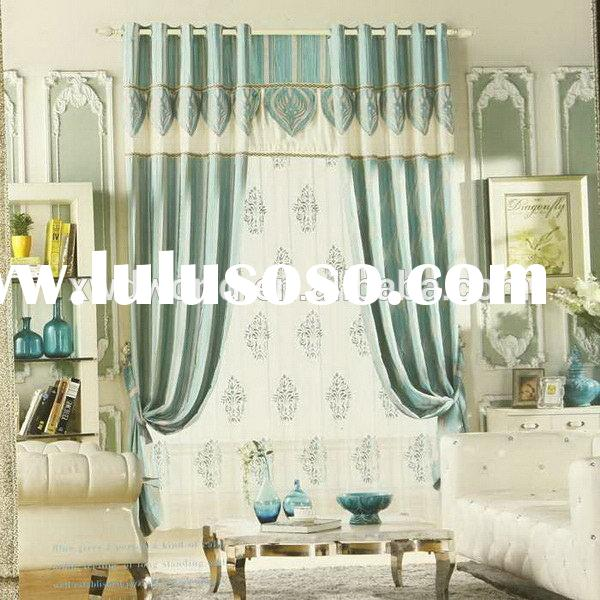 Modern classical dyed yard chenille fabric
