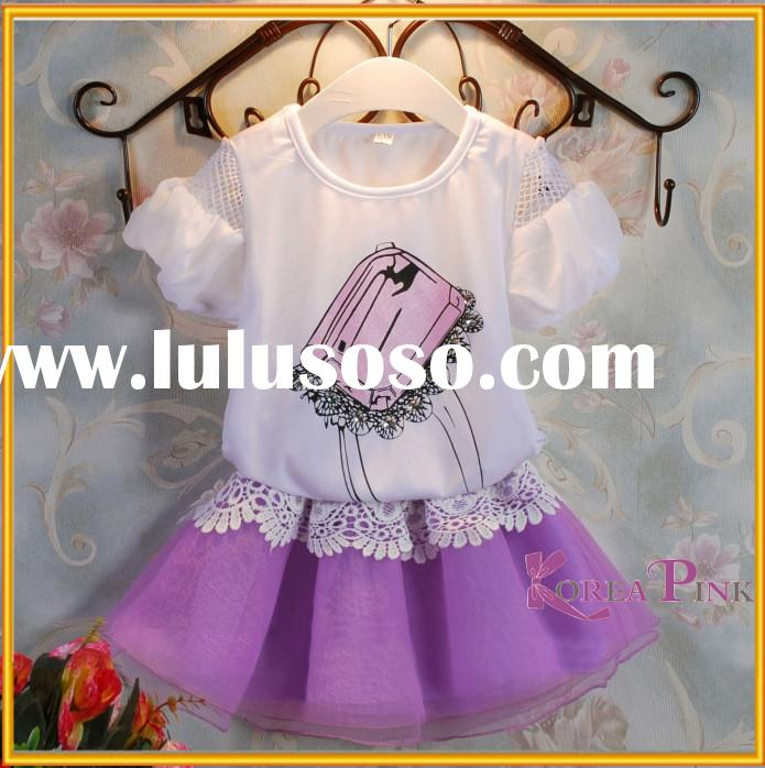 New Arrival Frock Design For Baby Girl Birthday Dress For Girl Of 7 years Old