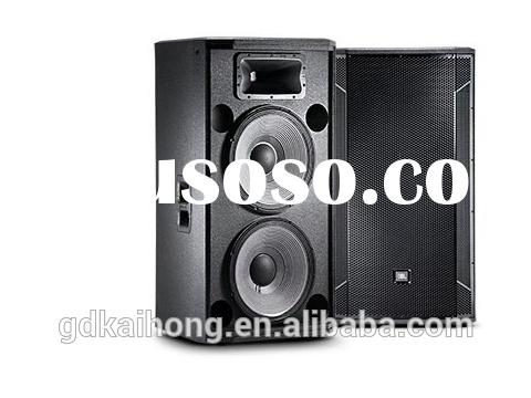 Dual 18 Quot Pa Speaker Box For Sale Price China