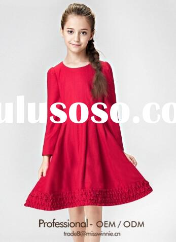 2015 Beautiful Baby Girl Party Dress Children Frocks Designs
