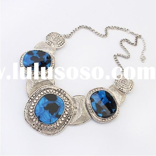 99891 high quality italian costume jewelry unique handmade necklace