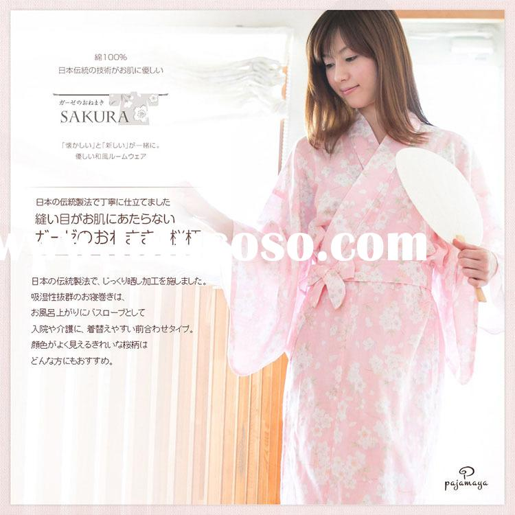High quality and Functional cotton long maxi dress for women for sleeping