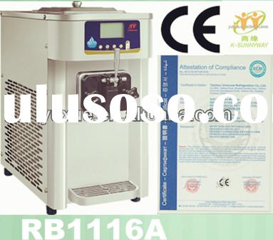 ice cream machine soft serve ice cream machine smallest small home use & commercial use table to