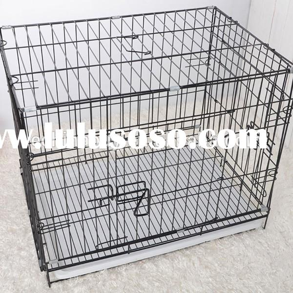 pet cage kennel iron metal portable dog fence