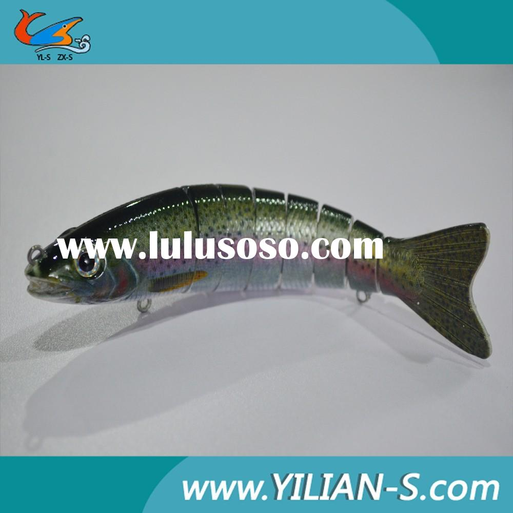 2015 BEST HOT SELL Perfect Wobble Big Game Bass Fishing Lure