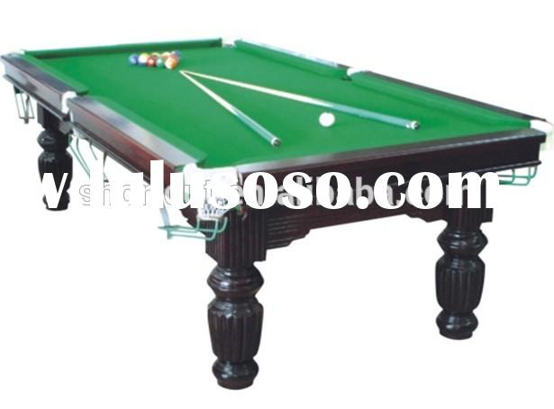 Guangzhou China Billardtische direct import very cheap small pool table for sale