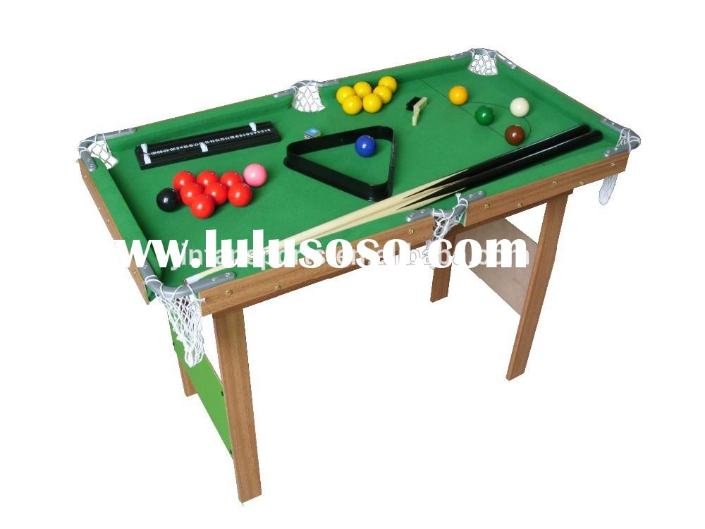 Mini pool billiard table game table top pool table for sale price manufacturer supplier 2056355 - Best billiard table manufacturers ...