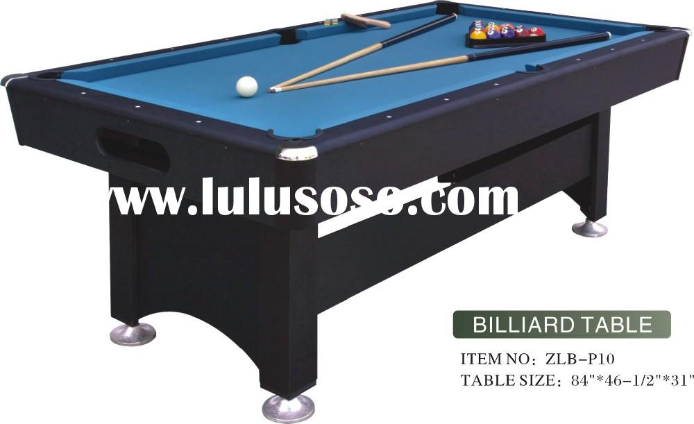 Promotion small used pool table for sale for game play for - Small pool table ...