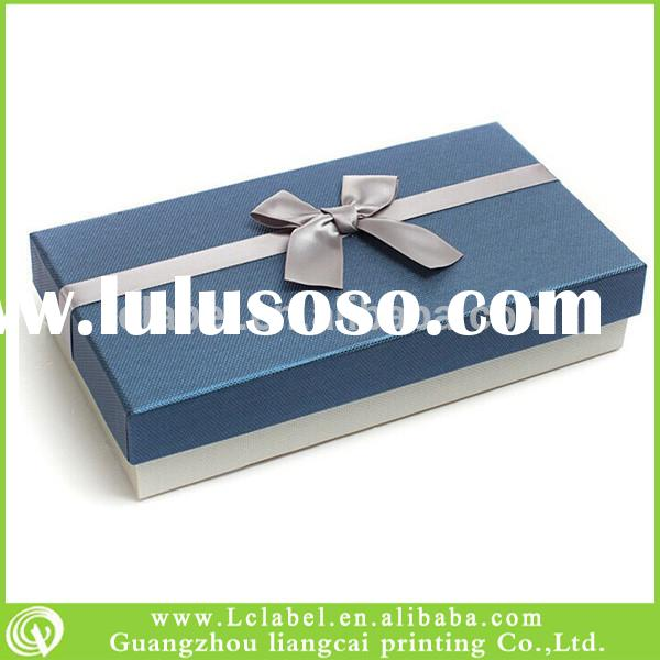 decorative cardboard boxes with lids hard cardboard gift boxes