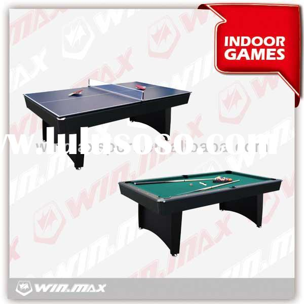 multi game table for adult pool and ping pong table game classic sport multi game table