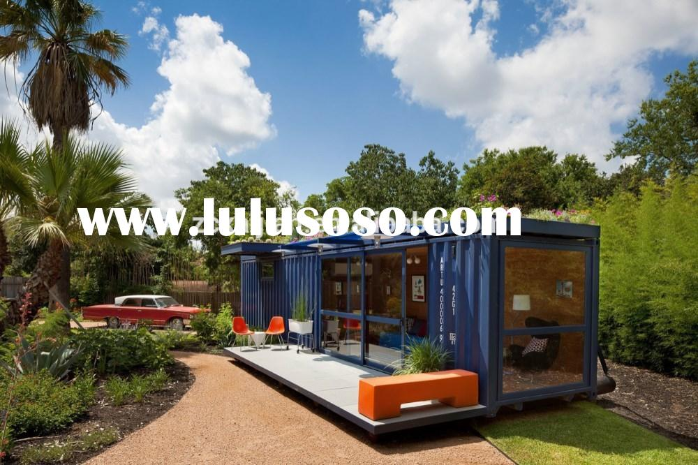 prefab shipping container homes for sale/ Expandable container house/ modern house design
