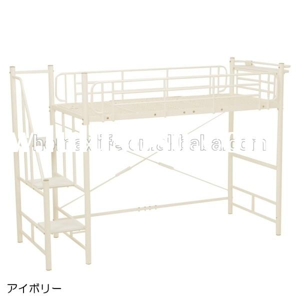 BED staircase Loft bed ivory RCN Studio Interior bed loft bed space saving of bed loft bed for adult