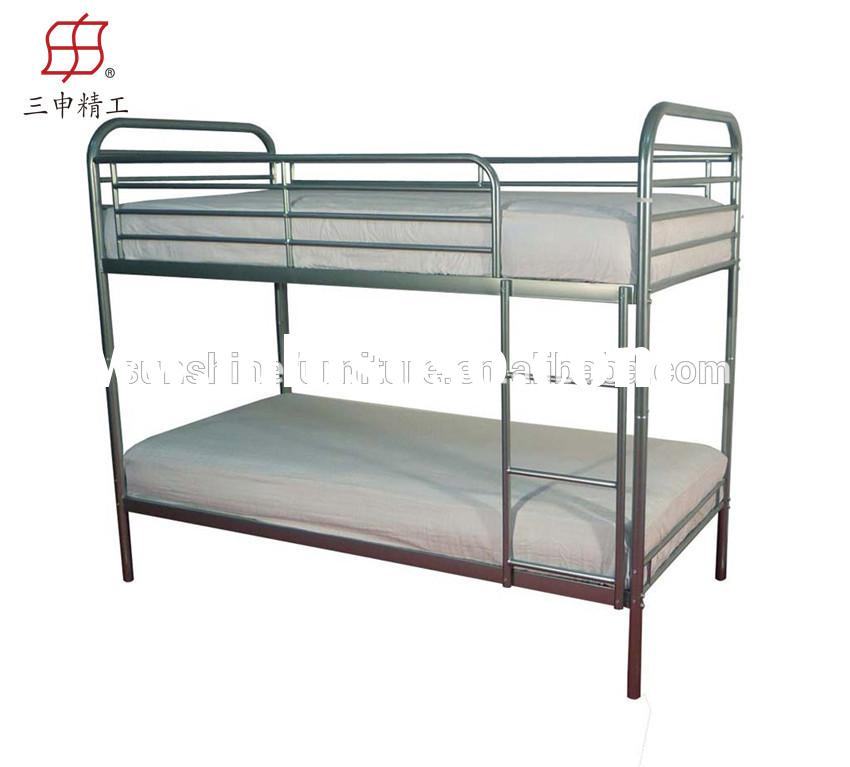 High Quality Cheap Iron Loft Bed with Stairs