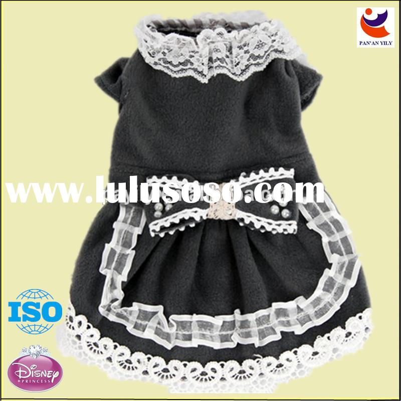 Hot sale cute small brushed xxx small wholesale dog clothes,dog clothing