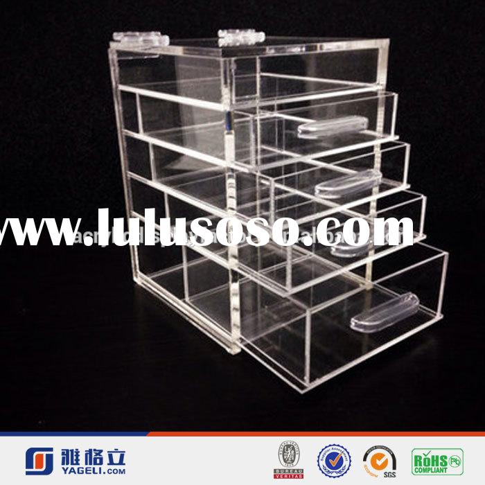 Storage Makeup,Jewelry,Cosmetic,beauty,cloth,food--Wholesale Acrylic Makeup Storage Drawers