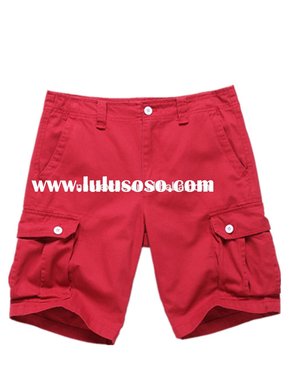 branded cargo shorts stock lot for man