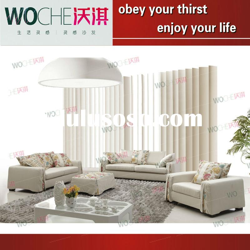 cane rattan sofa sets leisure sofa modern sofa living room furniture(WQ8975)