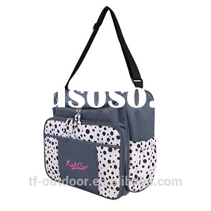 2015 Hot sale stylish shopping mommy diaper bags