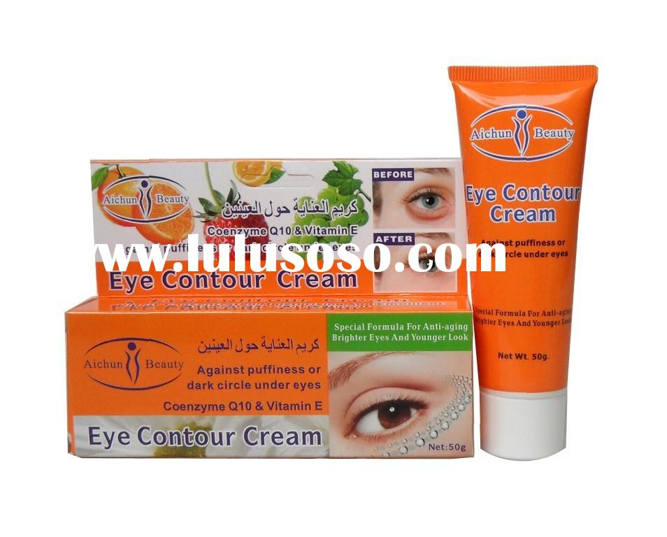 Aichun Beauty Eye Contour Cream Against puffiness or dark circle under eyes