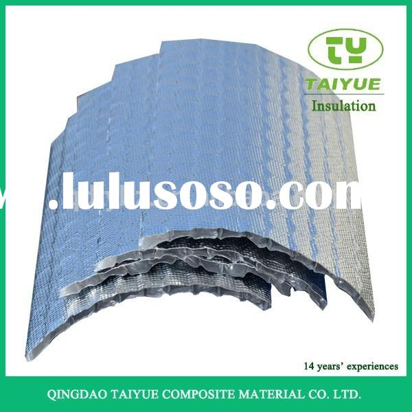 Aluminum Foil Reflective Radiant Barrier Heat Thermal Insulation Building Roofing Material
