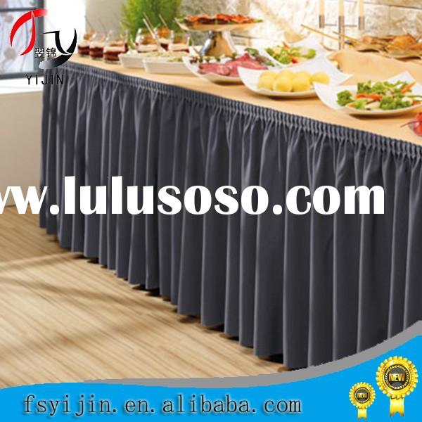Cheap Price Modern Table Skirting
