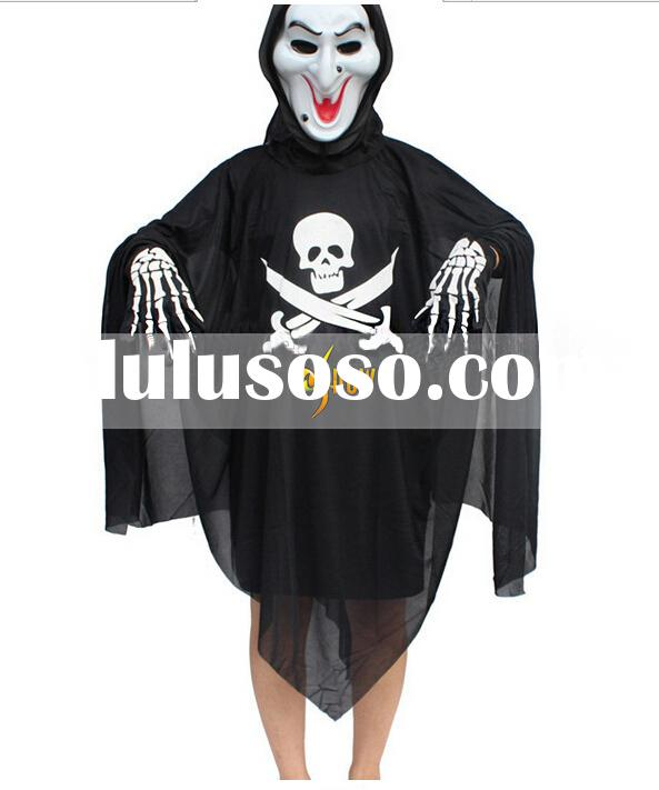 Ghost costume for men adults halloween anime costume wholesale price