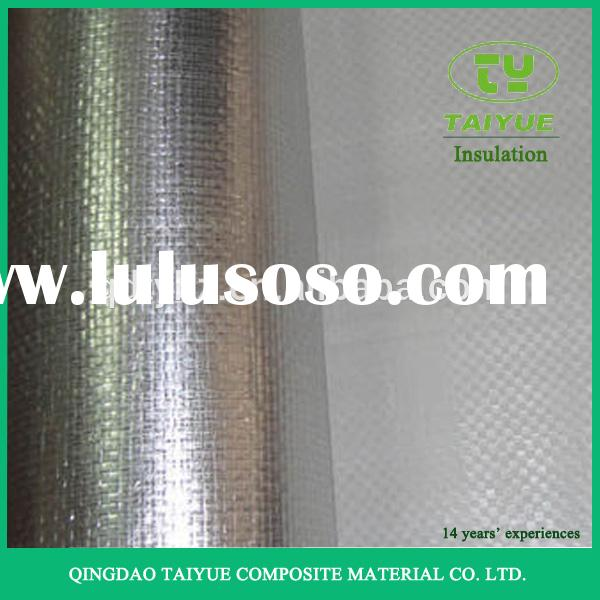 Radiant Barrier Aluminum Foil Roof Woven Ceiling Thermal Insulation