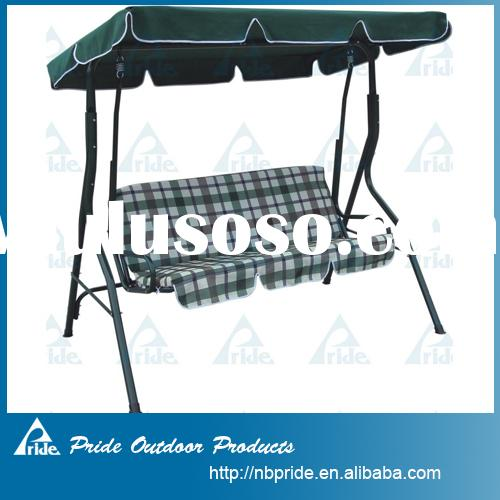 luxury patio swing with canopy outdoor canopy swing bed