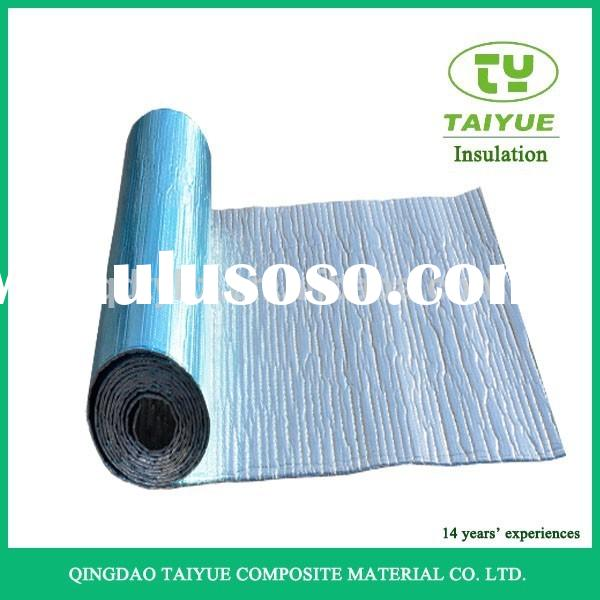 reflective foil fabric thermal insulation heat insulation fabrics radiant barrier material
