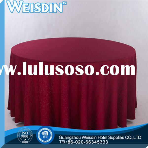 table skirting designs cheap factory export polyester table cloth
