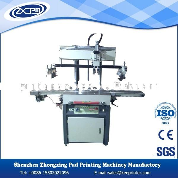 Flat surface 2 stations or more automatic screen printing equipment for sale