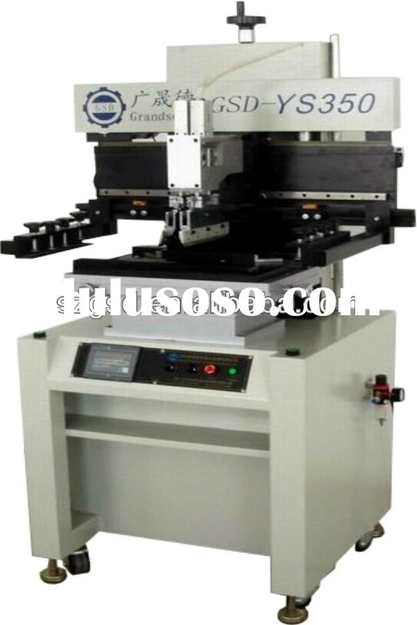 GSD-YS350 semi-automatic SMT PCB screen printing equipment price ,To be the best manufacturers in ch
