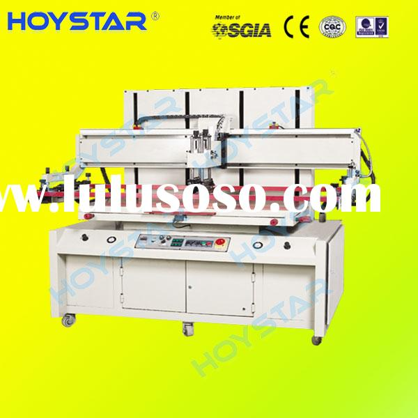 High Quality Large Format Vertical Semi-auto Screen Printing Equipment For Sale