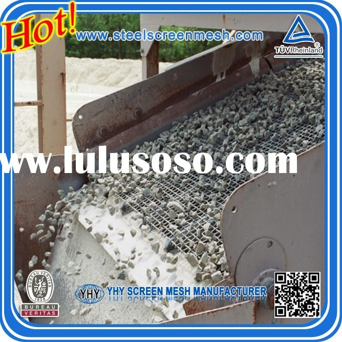 Vibrating Grizzly Screen Metal Mesh