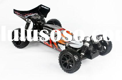2.4G 1/10 Scale Brushless Electric Powered 4WD RC Buggy Champ 2013