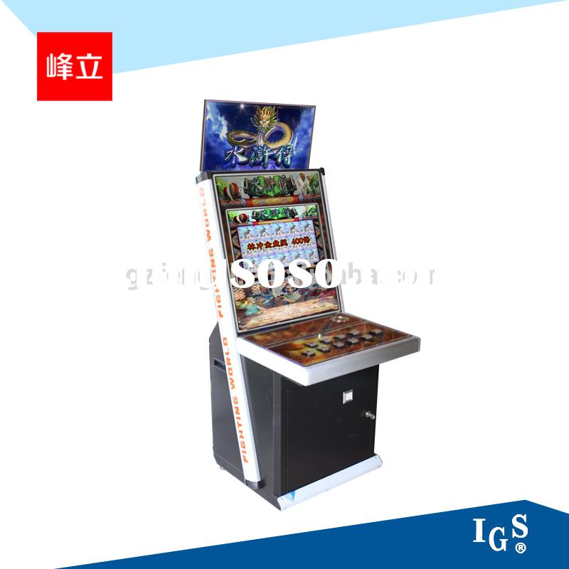 Bottom price most popular hot selling Casino slot games electronic bingo machines for sale-Water Mar