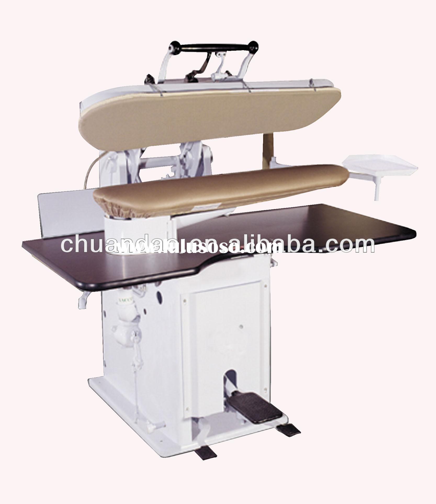 Laundry dry cleaning pressing machine