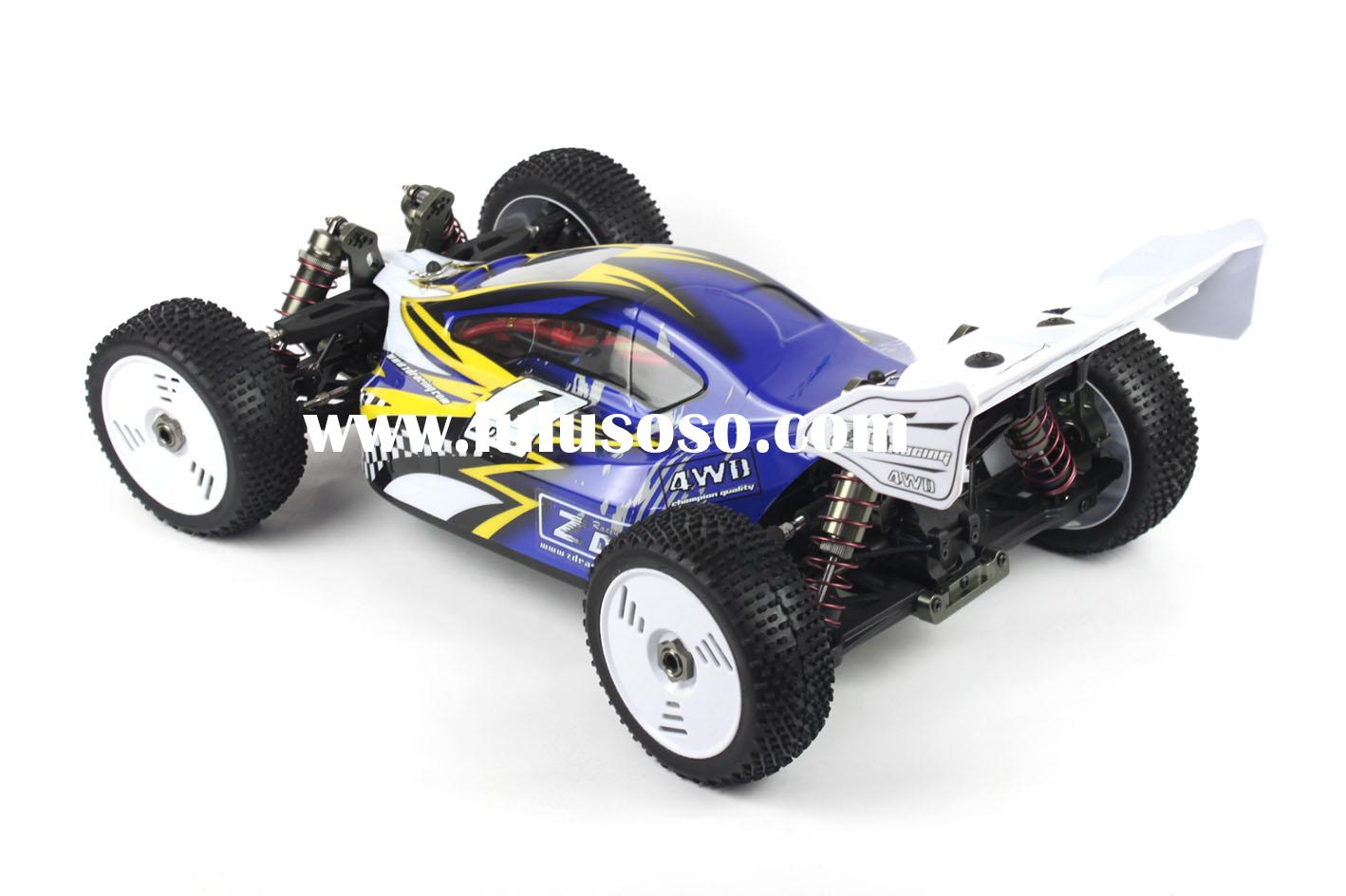 NEW RADIO REMOTE CONTROL 1:8 SCALE CAR BRUSHLESS ELECTRIC BUGGY RTR 4WD RC CAR