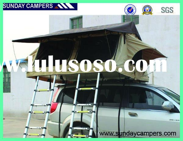 New Choice car roof top tent for clearance camping equipment