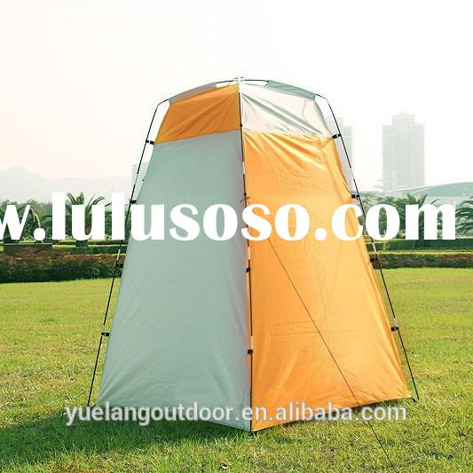 Portable camping toilet tent pop up dressing room mobile changing room