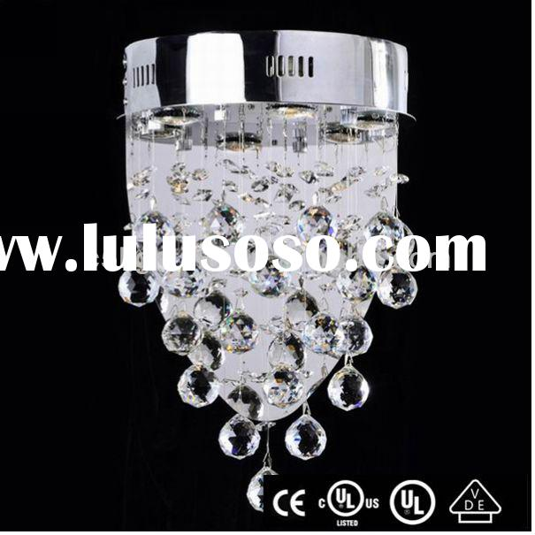 Promotion Cheap Hot Sales Stain Nick Glass Wall Lamp