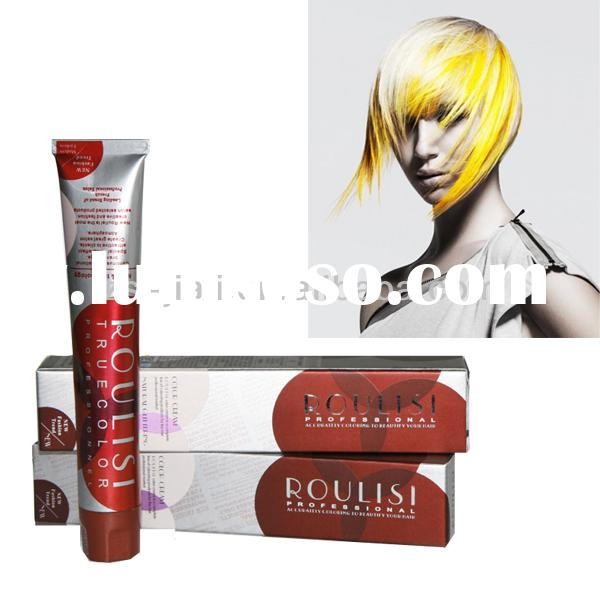 ROULISI Chemical Free Hair Colors Hair Dye Manufacturers