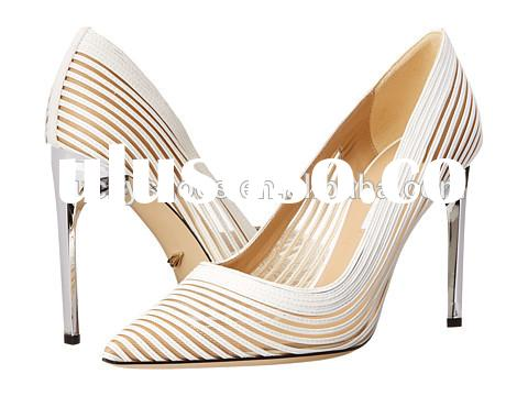 2014 New women silver rhinestone ankle straps cover heel sandals gladiator toe open gold dress shoes