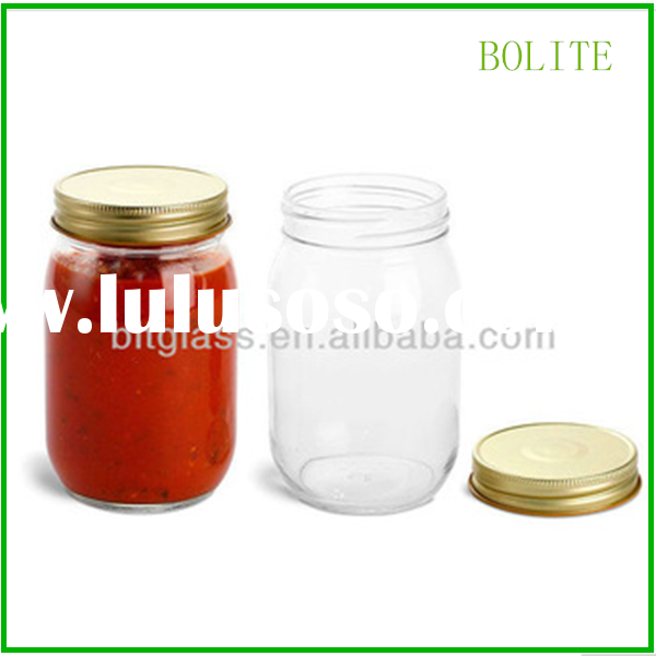 30-1000ml 16oz mason glass jar jam jar wholesale
