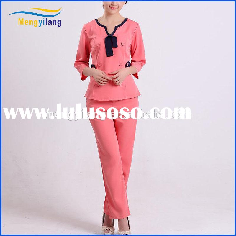 Beauty salon spa uniform new style female spa uniform