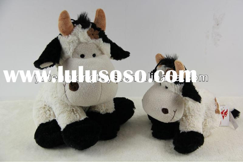 Custom design stuffed horse toy plush horse doll for kids