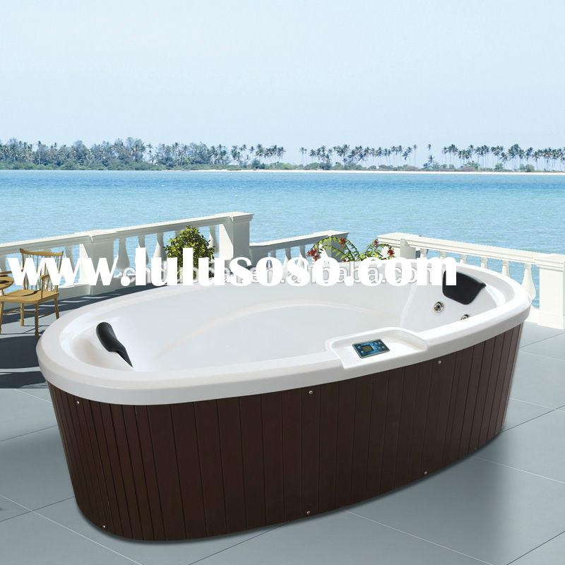 portable round hot tub whirlpool for sale price china. Black Bedroom Furniture Sets. Home Design Ideas