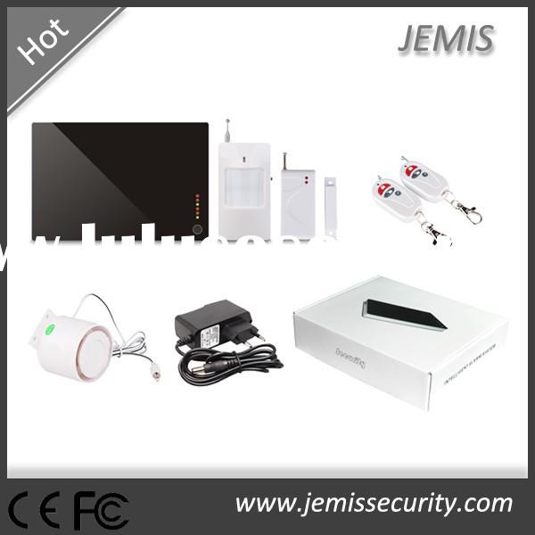 Most advanced!!! APP control Video security Host, wireless home security alarm camera system JM-G1R